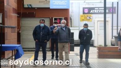 Photo of BERTIN VISITÓ LAS OBRAS DE CONSTRUCCIÓN DE LAS CUBIERTAS EXTERIORES DEL MERCADO MUNICIPAL