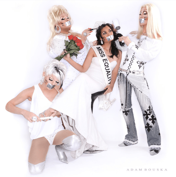 Miss Equality NOH8