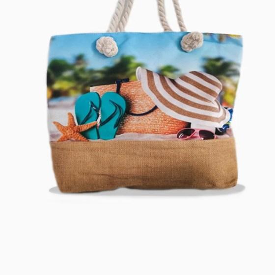 la malle de mary sac plage