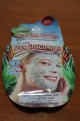 La máscara más bkn de la vida