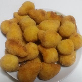 coxinhas de galinhas :P comida brasilera