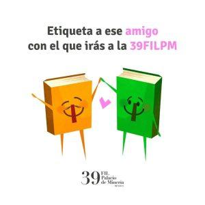Feria Internacional del Libro del Palacio de Minería 2018 - Fuente: FILPM
