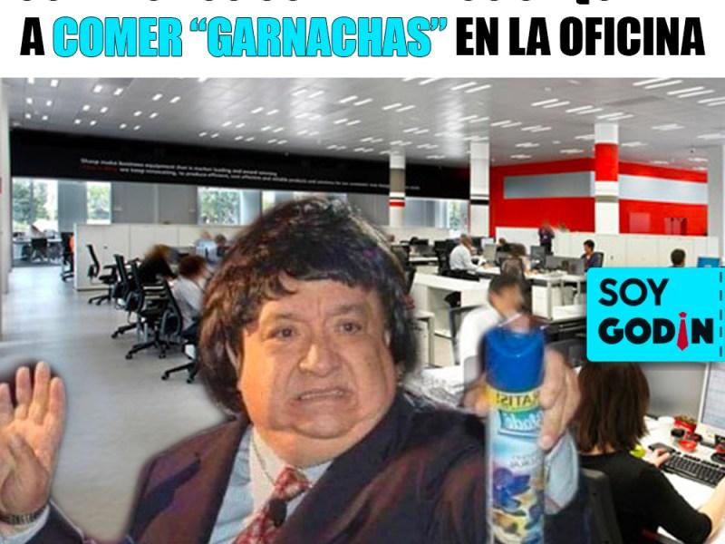 GARNACHAS EN LA OFICINA