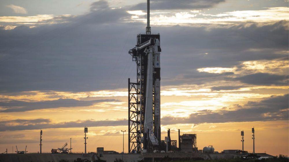 ¡Para celebrar el Dia de la Tierra! lanzan SpaceX Crew 2