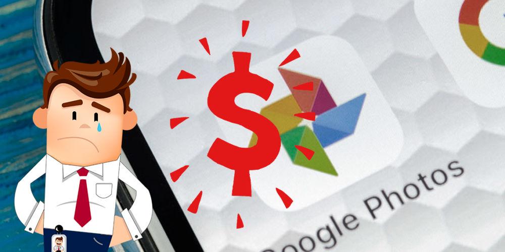 Google Photos cobrara por su servicio a partir de junio de este 2021
