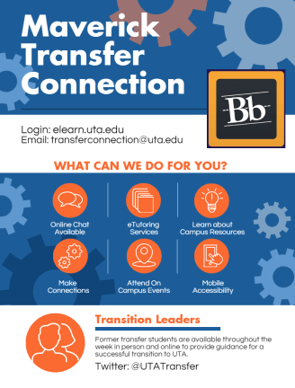 Maverick Transfer Connection Flyer
