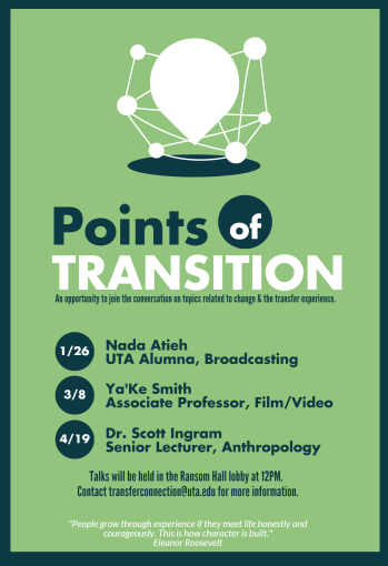 Points of Transition (4)