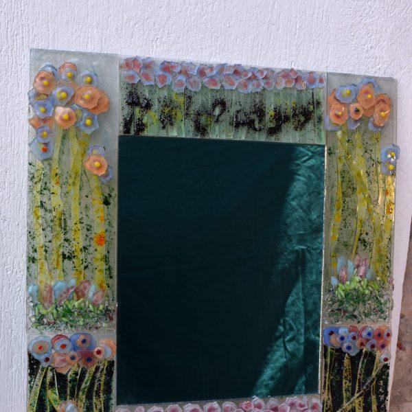 Espejo Floral