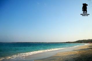 Amanecer en Playa Blanca - Barú