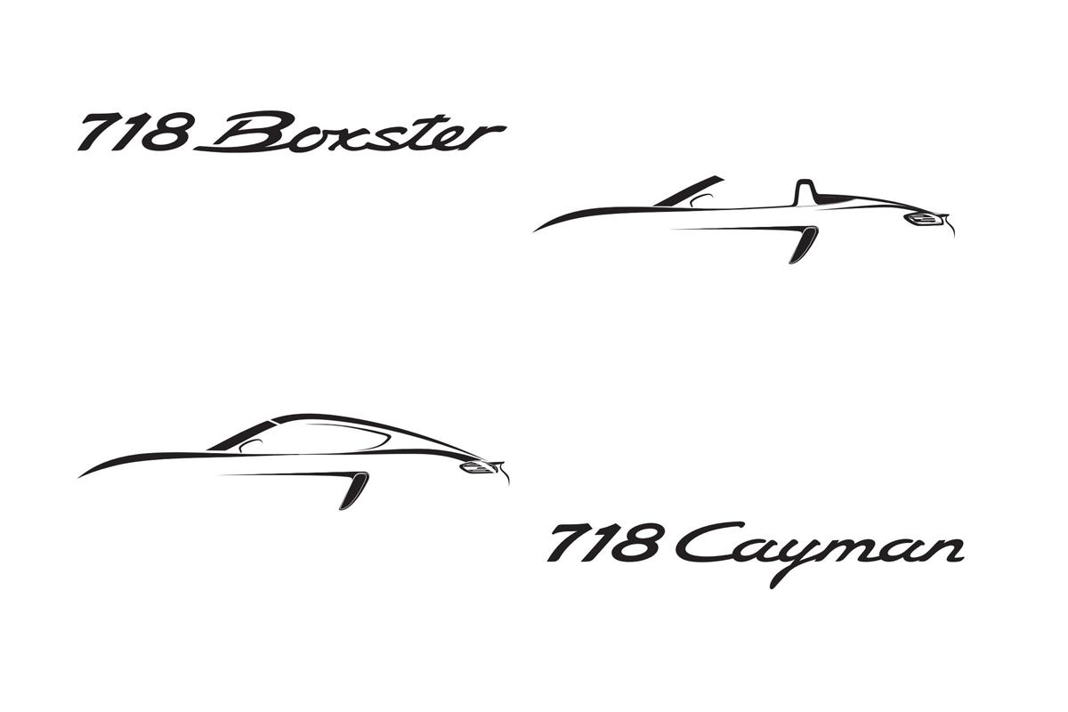Porsche 718 Boxster Y 718 Cayman Cambio De Era