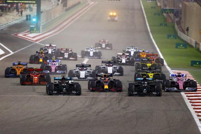 Pérez gana y Russell barre a Bottas en un loco GP de Sakhir | SoyMotor.com