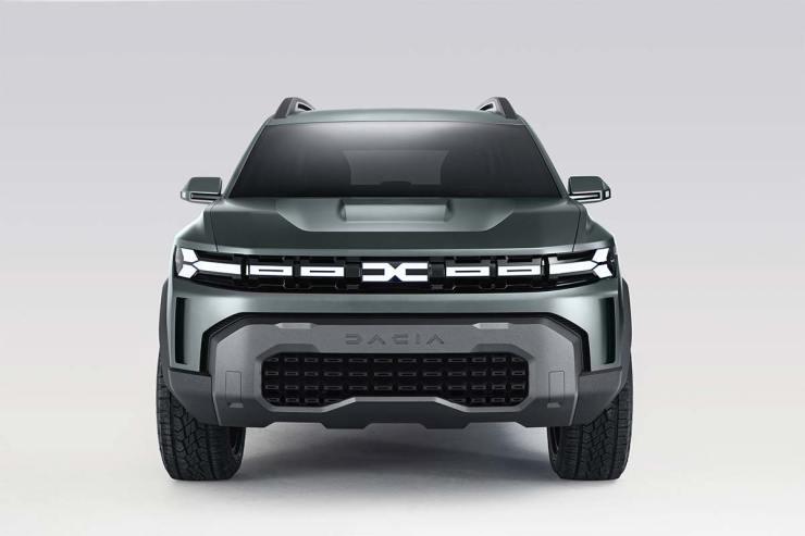 Dacia Bigster Concept: un SUV del segmento C para 2025 | SoyMotor.com