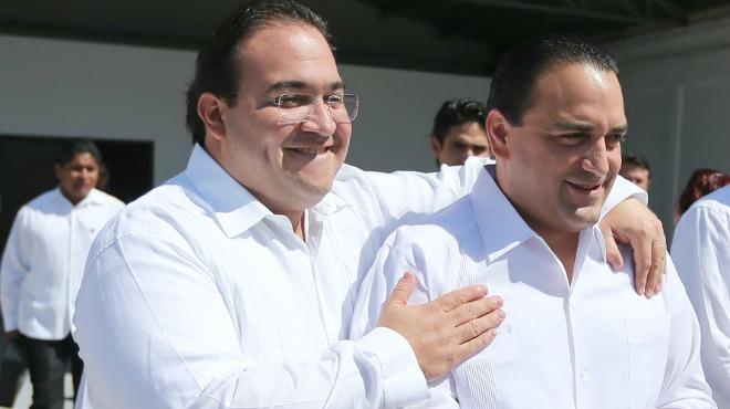 Javier Duarte se ofreció a delatar a EPN