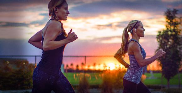Correr con música, la receta para sentirte mejor