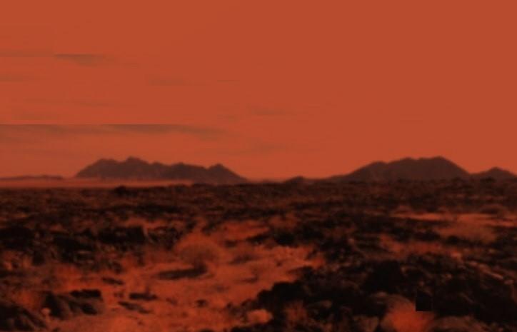 El Pinacate, la parada previa a Marte