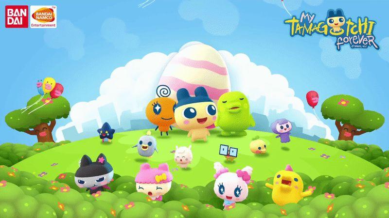 """Estrenan app de """"Tamagotchi"""" para Android & iOs"""