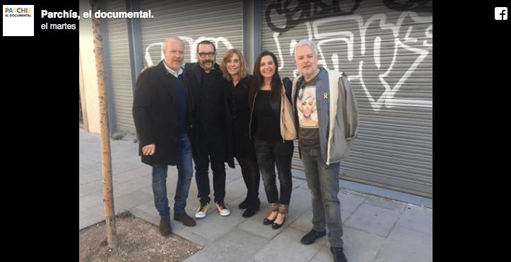 Los Parchís lanzan un documental sobre su historia
