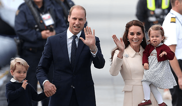 'Es un niño!': ¡Ha nacido el bebé de los Cambridge! William y Kate son papás por tercera vez