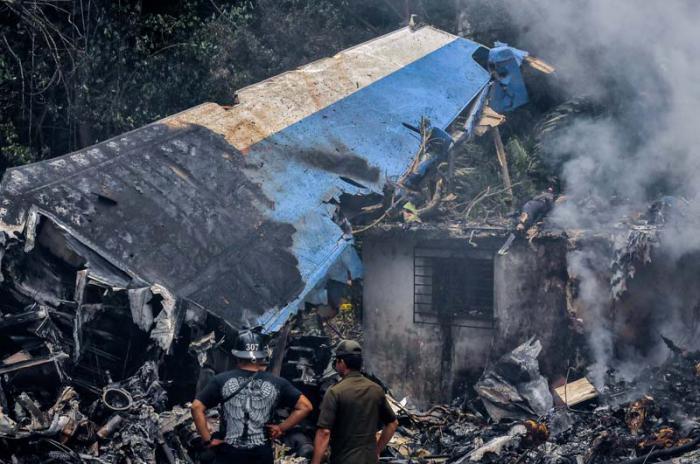 Mexicanos entre los muertos por accidente aéreo en Cuba