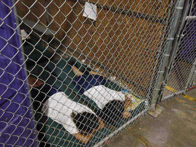 Presidenciables cierran filas ante maltrato de Trump a niños migrantes