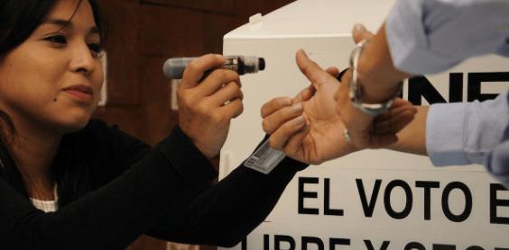 ¿Sabes dónde te toca votar? Ubica tu casilla aquí  #EleccionesMéxico
