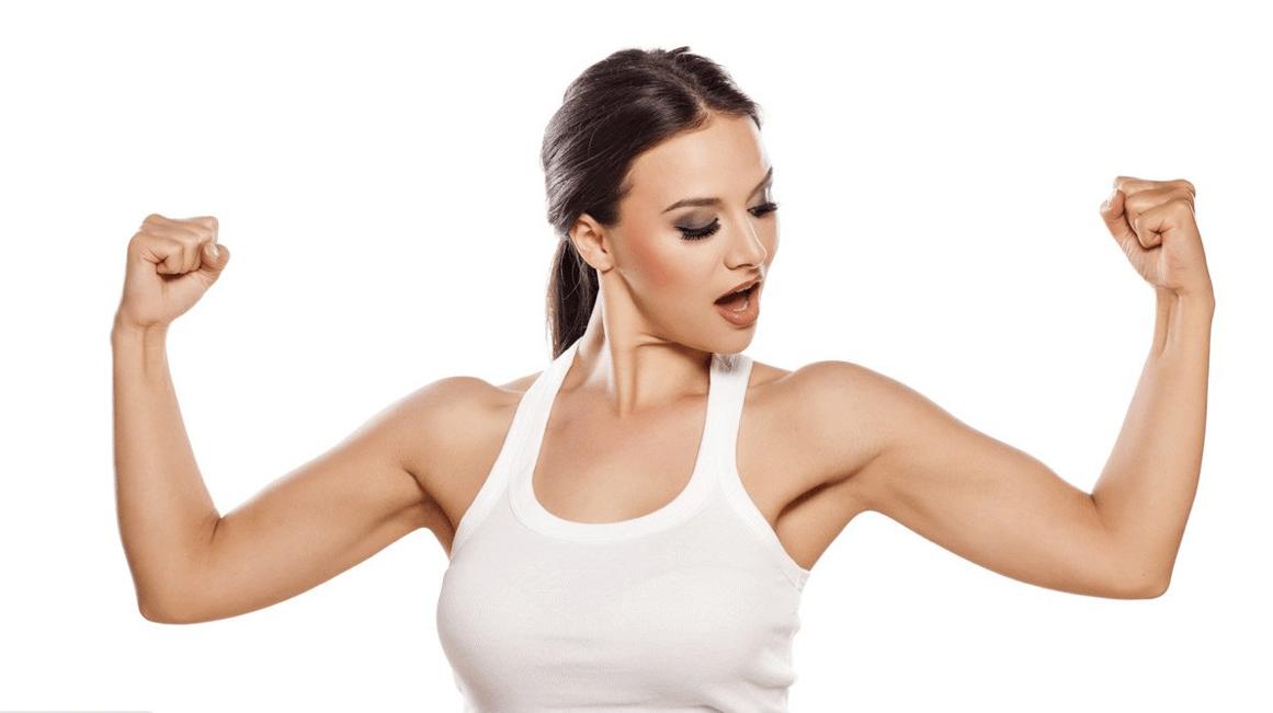 7 Ejercicios caseros para tener brazos más fuertes