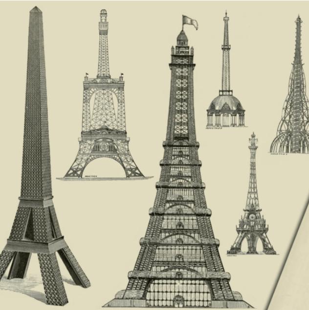La 'Torre Eiffel' de Londres que no se terminó de construir