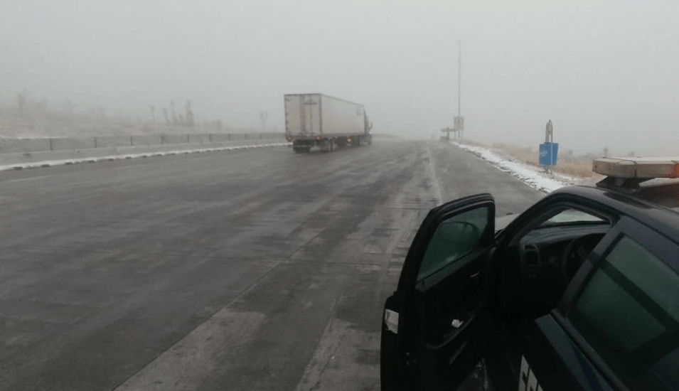 #VIDEO: El frente frío 10 congela a México ❄️