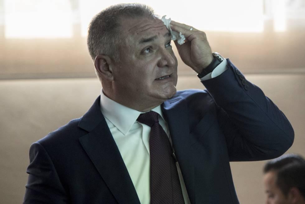 Arrestan en Texas a Genaro García Luna, titular de seguridad de Calderón, por narcotráfico