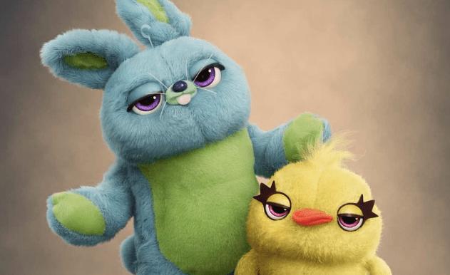 #Video: Toy Story 4 presenta dos nuevos personajes
