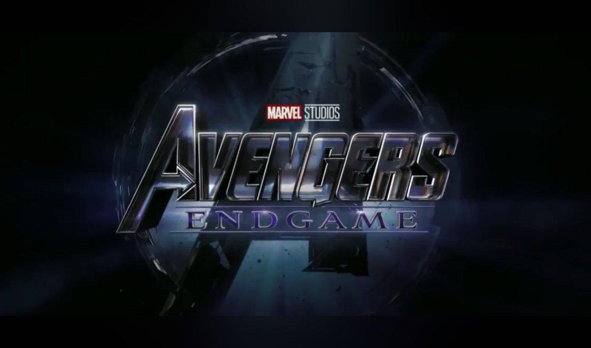 Ya está aquí el tráiler de Avengers: Endgame 📽