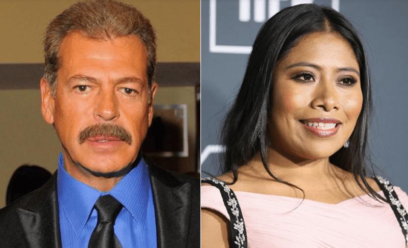Sergio Goyri insulta a Yalitza Aparicio; después pide disculpas