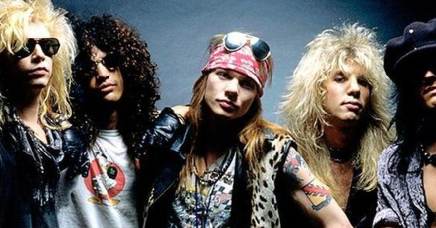 Confirman a Guns N' Roses y The Cardigans para el Vive Latino 2020