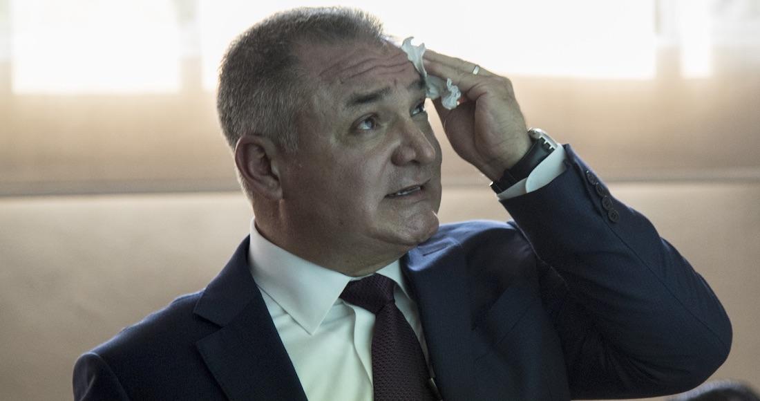 Fiscalía de NY vincula a García Luna con expolicía condenado en Chicago