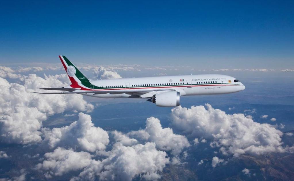 AMLO plantea nueva opción para el avión presidencial