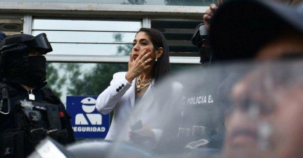 Fiscal de Veracruz admite parentesco con presunta operadora de 'Los Zetas'