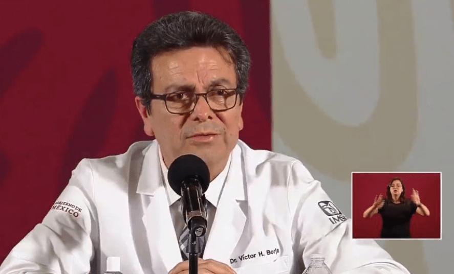 Cinco médicos del IMSS infectados de coronavirus