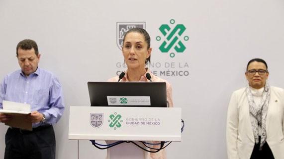 """Compra la CDMX cubrebocas de 78 pesos en """"6 mil pesos"""" cada uno"""