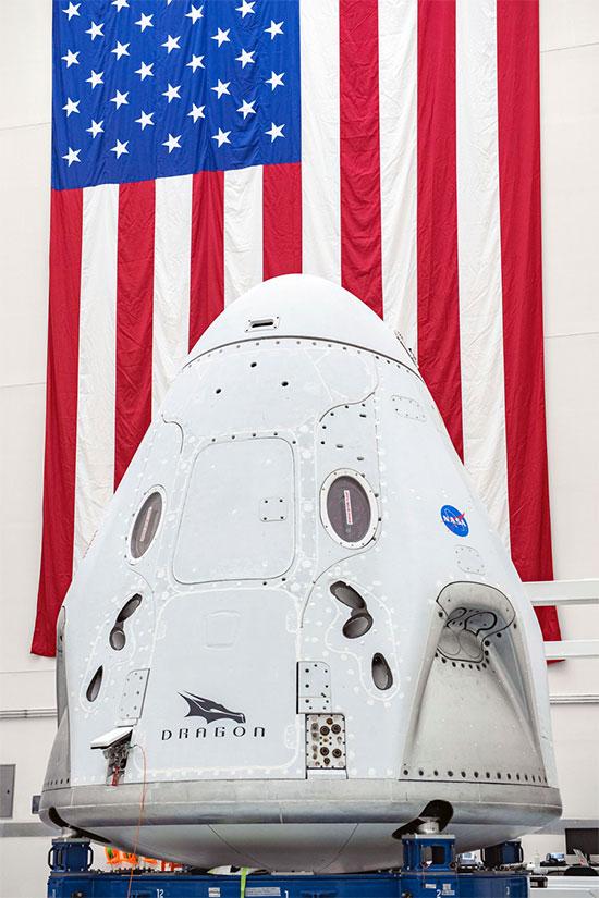 EN VIVO: La cuenta regresiva para el despegue de la primera misión de la NASA con un cohete de Space X