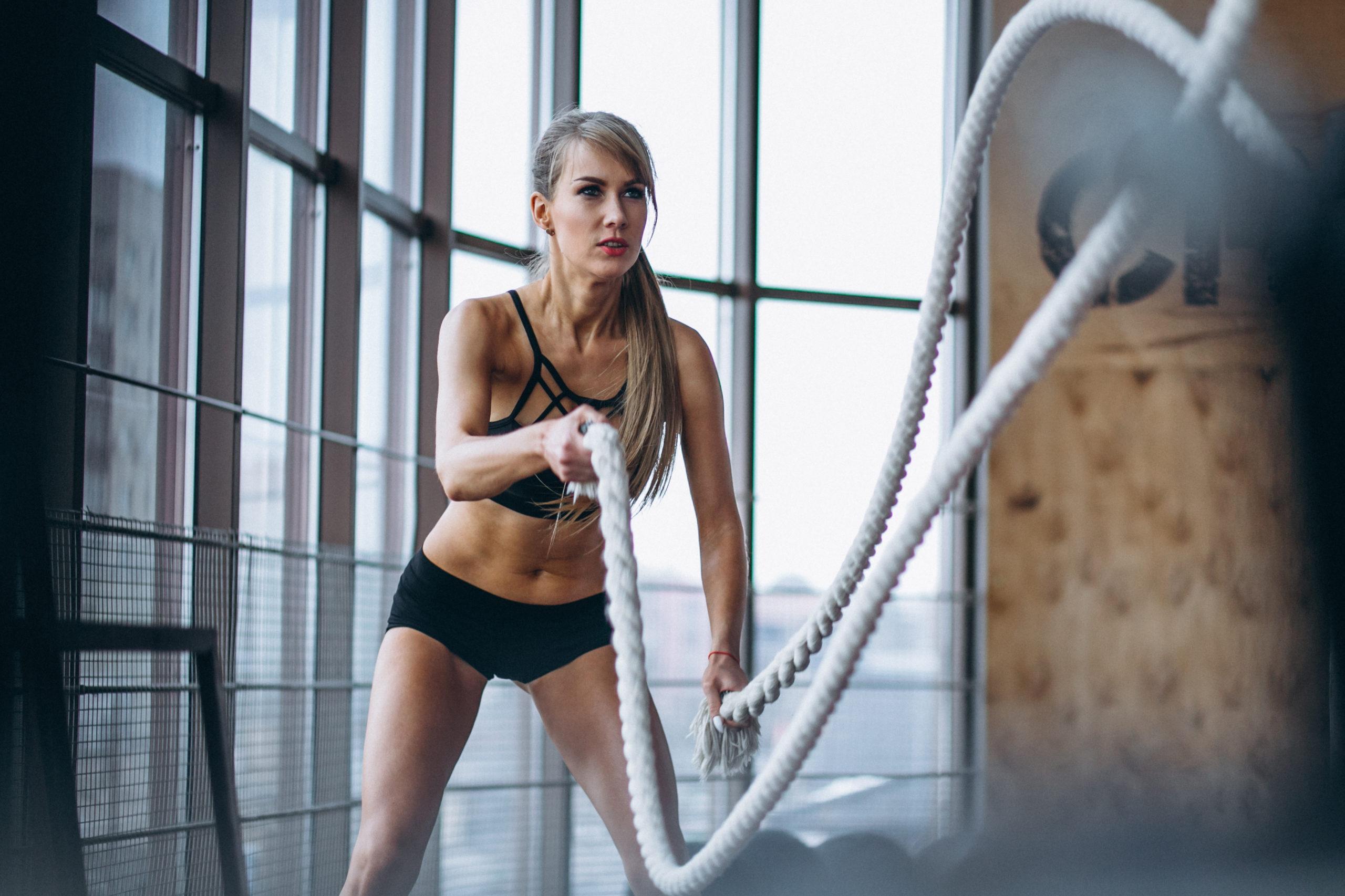 El ejercicio intenso puede retrasar el envejecimiento