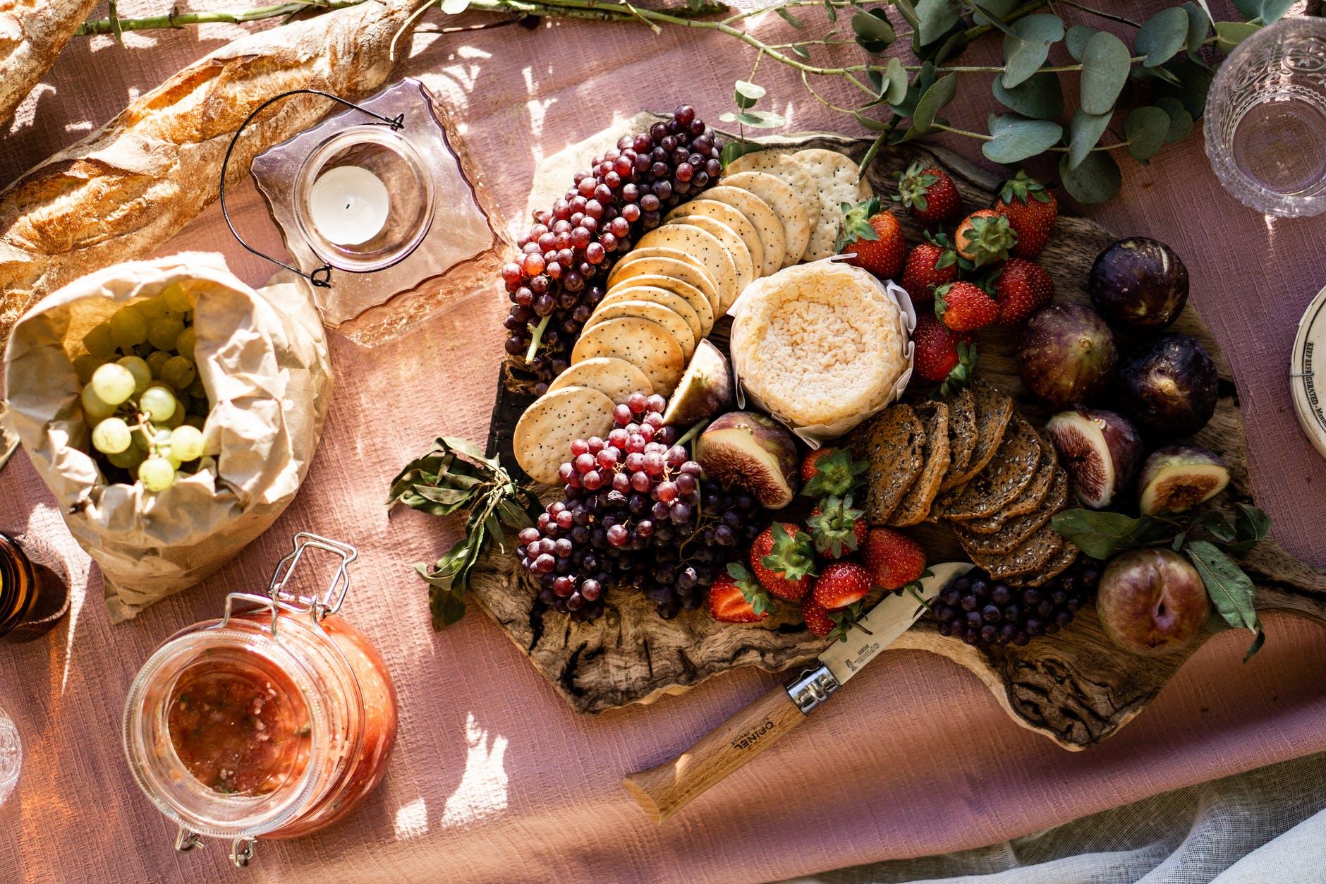 5 deliciosas y rápidas opciones para celebrar el Día Internacional del Pícnic