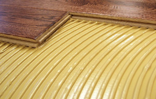 Flooring Contractors Stick with SoyBased Adhesives  Soy