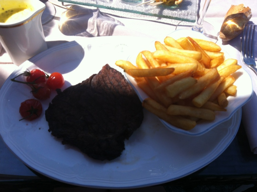 Entrecote Hotel Normandy Deauville