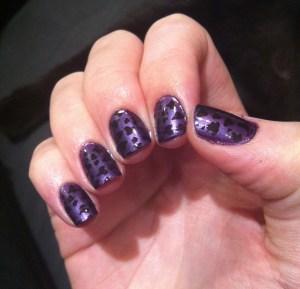 Kiko Dark Violet swatch