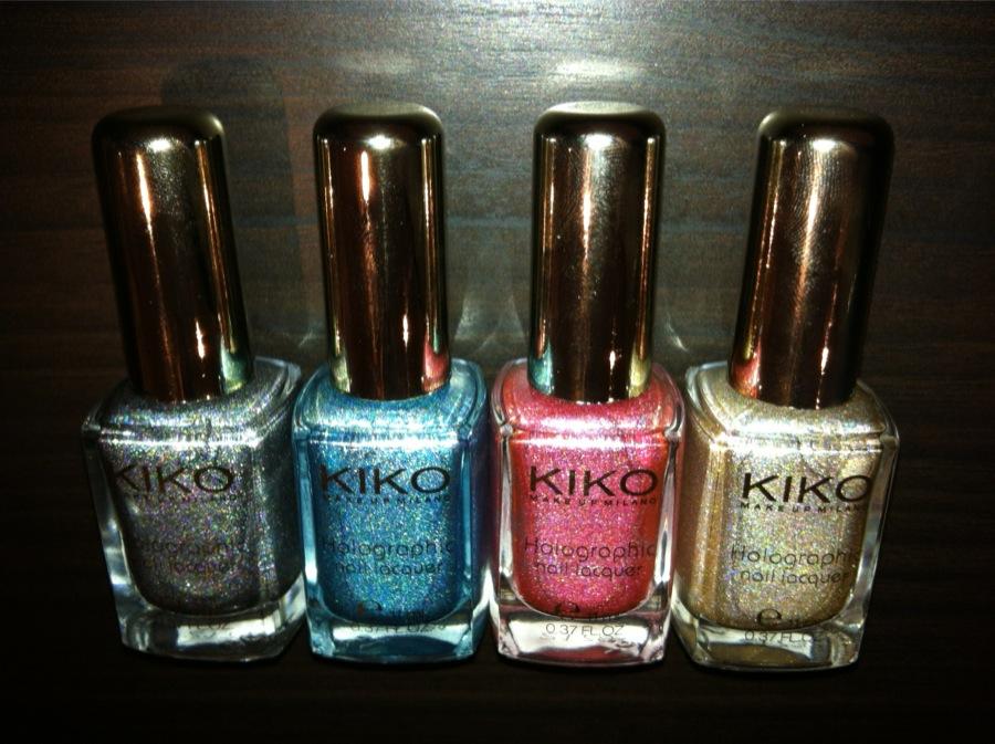 Kiko collection Holo
