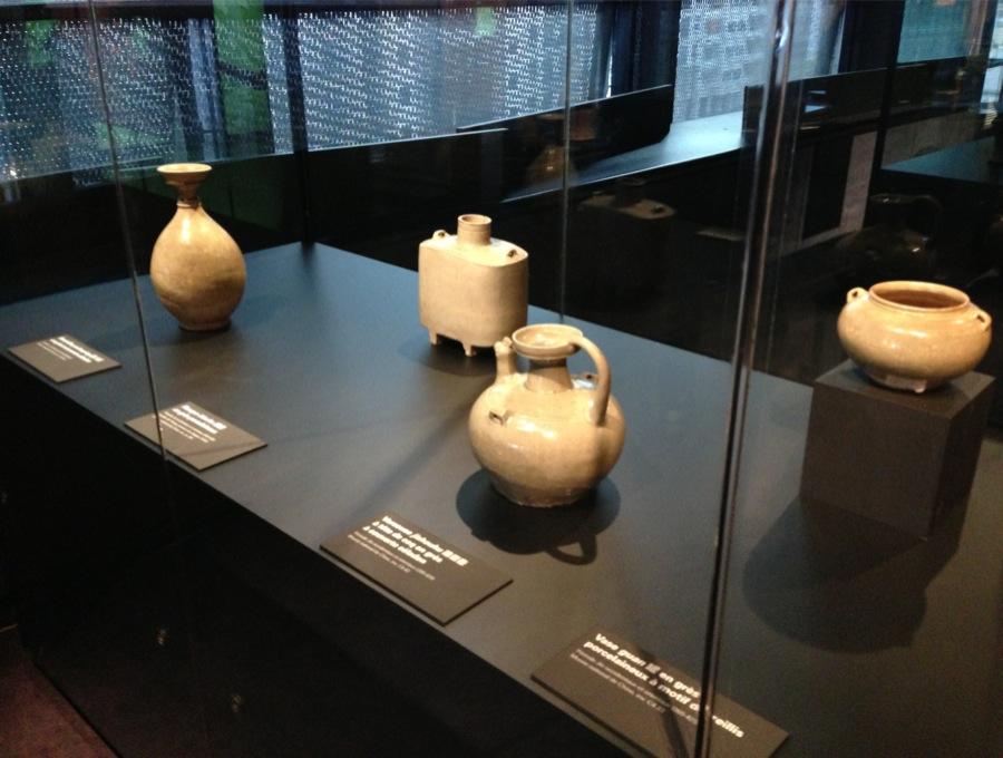 Expo Cuisiner & manger en Chine recette porcelaine