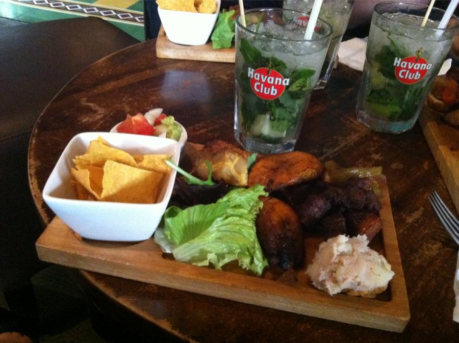 Cuba Compagnie Café Tapas