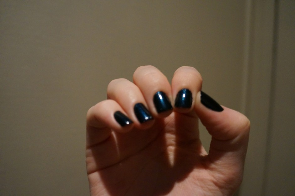 Pupa 703 Pearly Midnight Blue swatch
