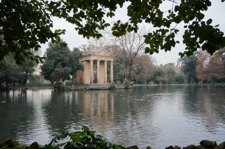 Villa Borghese rome