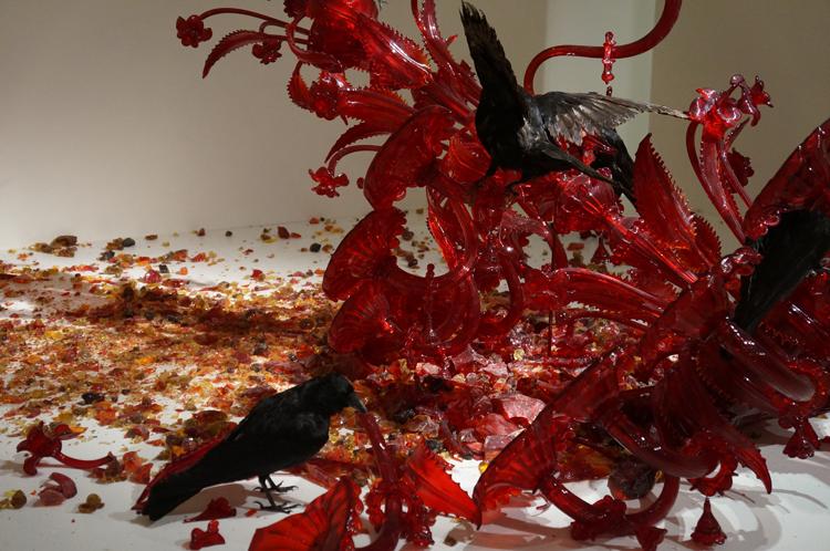 Exposition murano fragile musée maillol Carrona Javier Perez